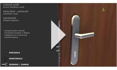 Sherlock Door